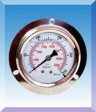 帶邊盤裝耐震壓力錶結構,安裝形式