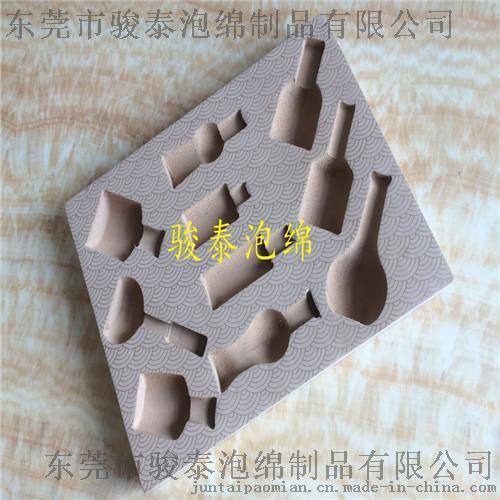 定製高檔EVA酒盒禮盒包裝內襯 環保EVA雕刻包裝綿內託