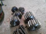 快速定製非標齒輪20-30模數球磨機小齒輪