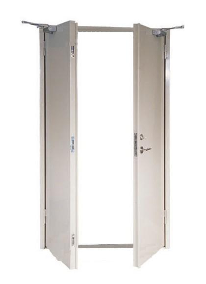 带铰杆锁钢质备火门(SIO-9001)