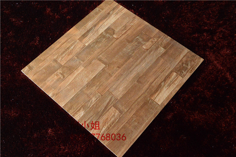 仿木纹地板砖 600*600 仿古地板砖 瓷砖