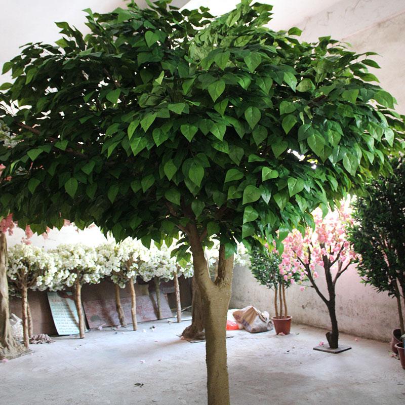 模拟真杆苹果树 人造苹果假树 植物商场酒店别墅游乐场装饰摆设