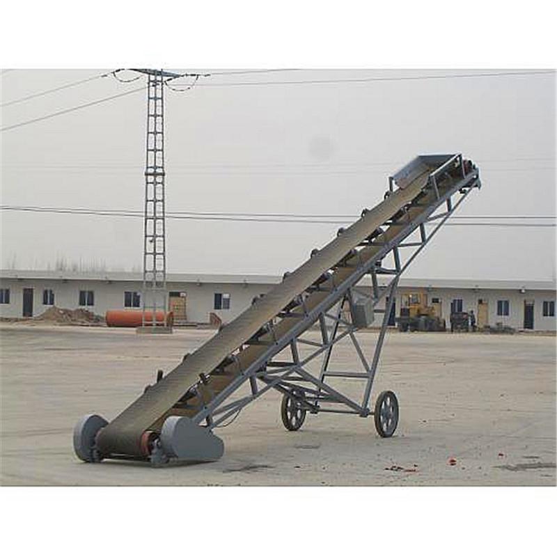 山东输送带生产厂家,夹带式输送机价格 液压升降输送机图片