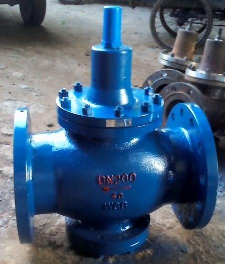 y42x活塞式减压阀 供水活塞式减压阀厂家图片