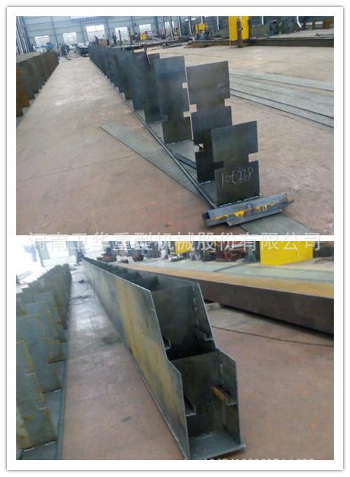 卷筒,台车架,平衡梁,吊具等起重机上各类大中小焊接结构件的焊后去