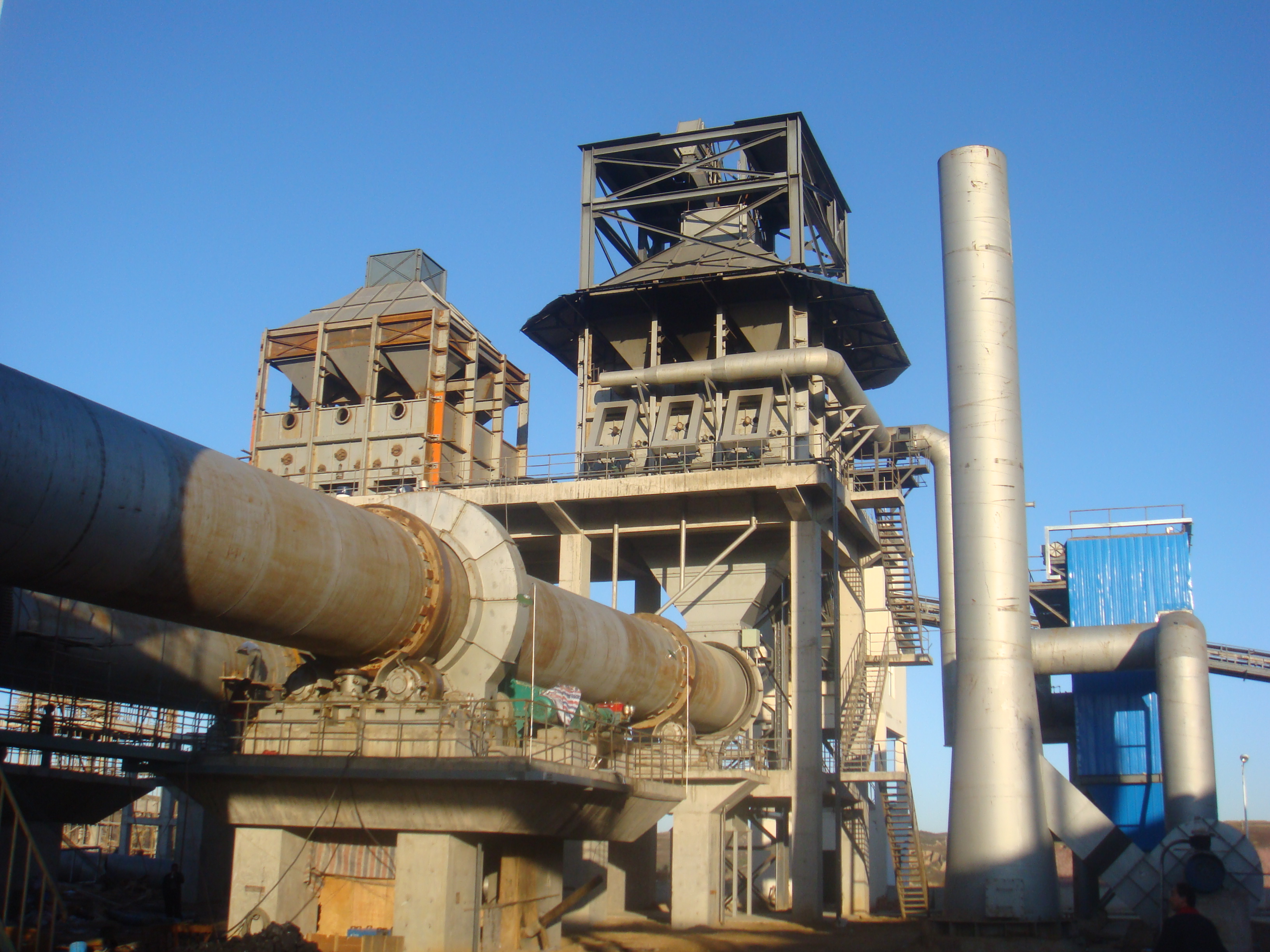 水泥煅烧设备_水泥煅烧技术及设备:回转窑篇 pdf_石灰煅烧设备技术