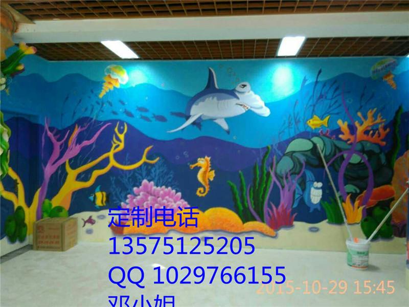 主题餐厅,幼儿园,儿童房,游乐场,酒店,海洋馆等室内外墙体装饰浮雕