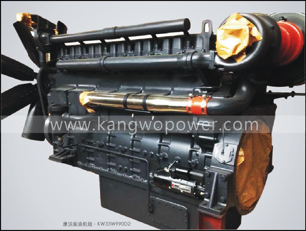 江苏康沃|直列|水冷|6缸|发动机|柴油机原装柴油机厂家
