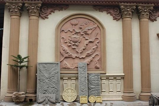 欧式建筑装饰柱 罗马柱方柱【批发价格