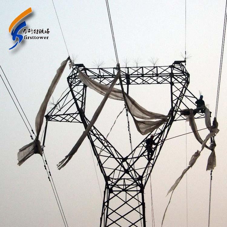 铁塔厂家直供上字型耐张塔不锈钢电力铁塔