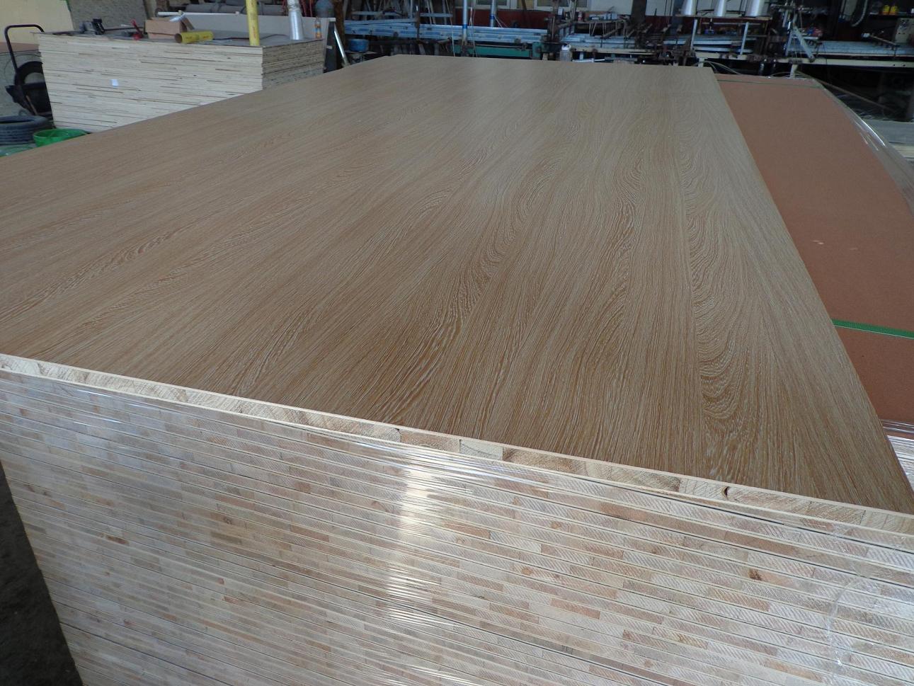 细木工板  定向刨花板    使用说明     鲁丽三聚氰胺木纹纸贴面