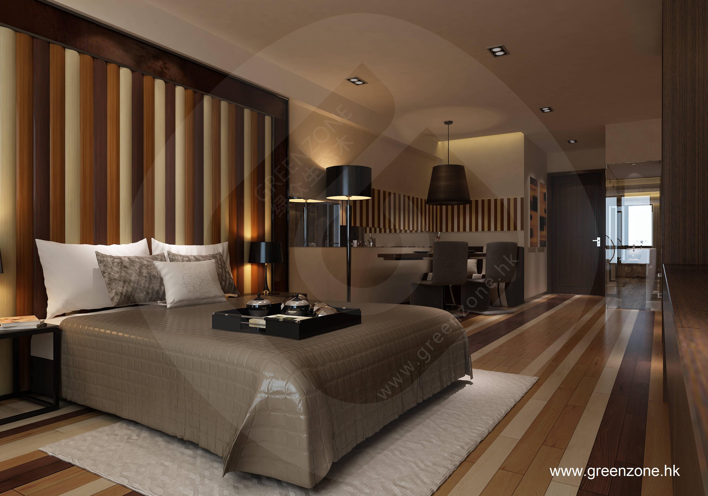 建筑和装饰材料 木料和板材 木塑材料 > 绿众生态木 简约客厅设计型材