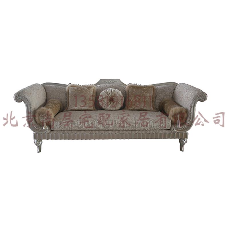 欧式实木雕刻沙发/欧式客厅沙发