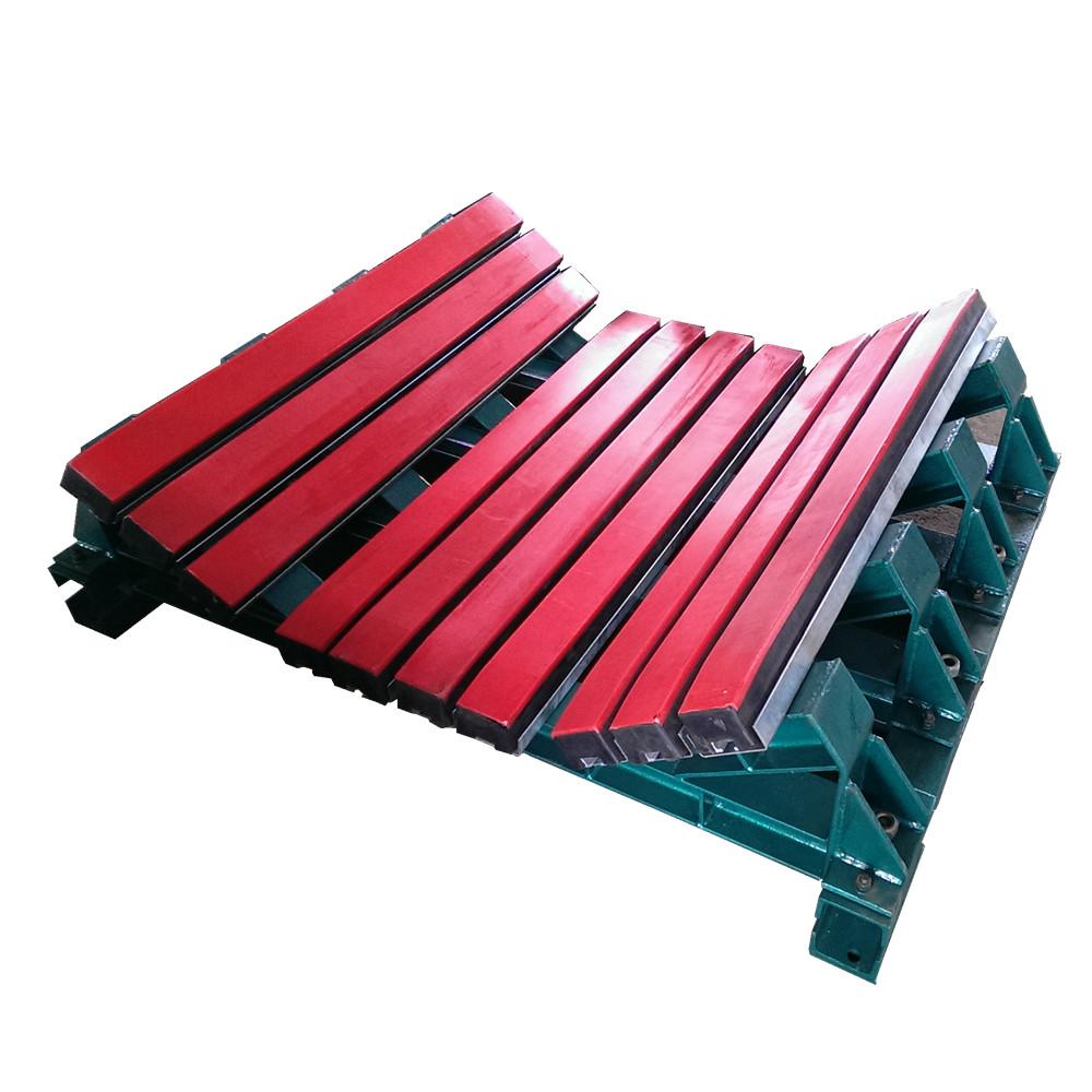 缓冲牀从支撑结构上分为:重型缓冲牀