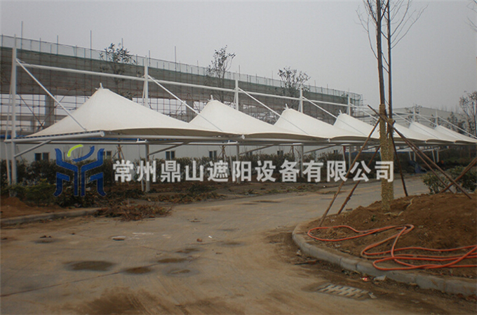 膜结构/钢结构车棚方案策划【批发价格