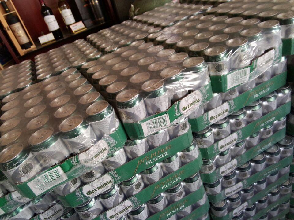 德国哥曼尼比尔森啤酒特价批发