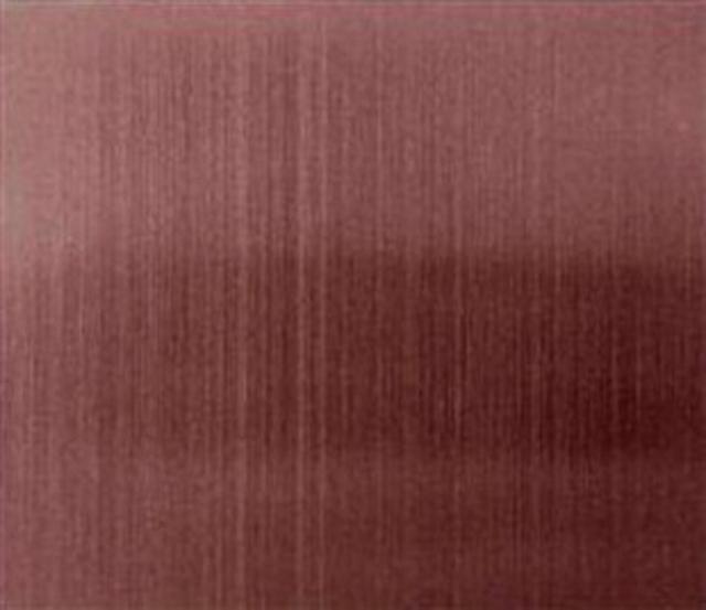 佛山不锈钢拉丝红古铜板