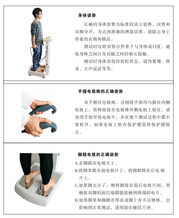 供应body GS6.5B 体测仪 健身房脂肪体测仪