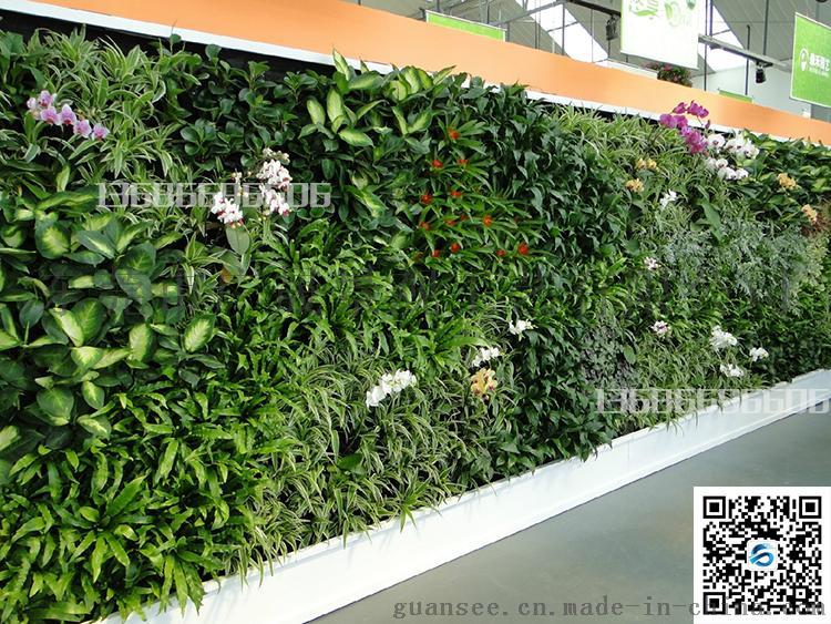 模拟竹子装饰隔断幼儿园4s店展厅装饰品配植物墙人工草坪假树橱窗