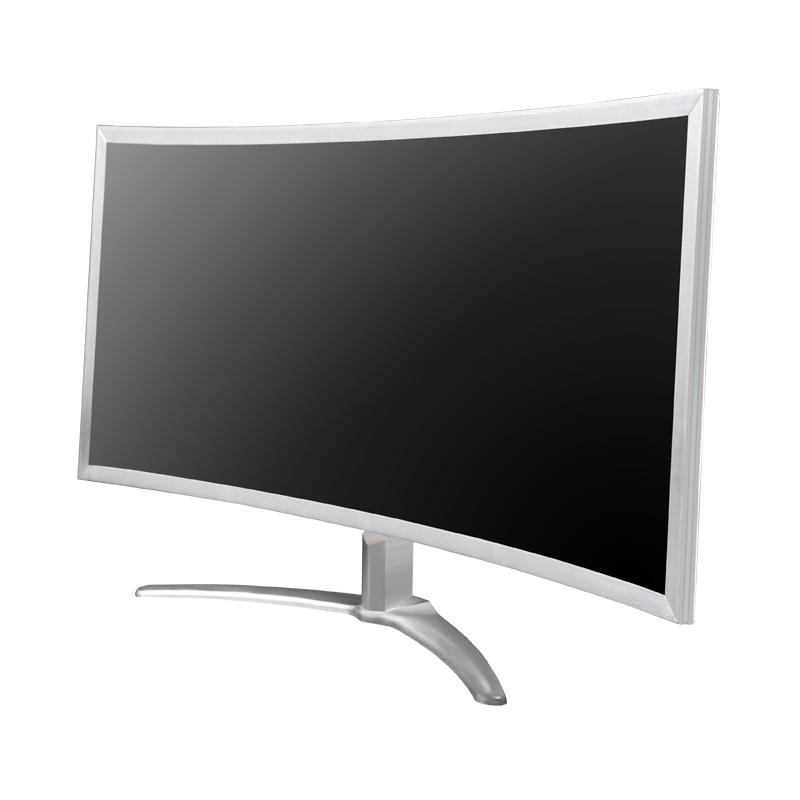 29寸曲面电脑液晶显示器 三星2K屏 21:9超宽屏