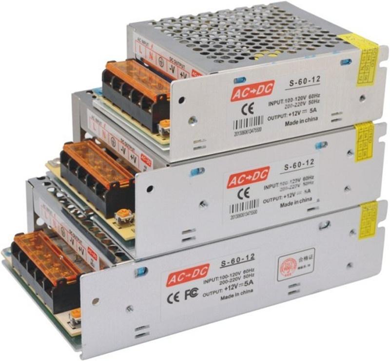 參數特性: 電源型號:鋁殼 電源 輸入電壓範圍 AC : 110/220V 輸出電壓 DC : 12V 環境標準: 輸入電壓 AC : 100V-264V 工作溫度: -35  ~ +65  儲存溫度: -25  ~ +70  散熱方式:自冷 產品特點:體積小,重量輕,效率高。 採用脈寬調製( PWM )開關技術設計,由新型智慧高效開關電源晶片組成,可靠性高。 100% 負載老化,具有過壓、過流及短路保護;內置 EMI 濾波器。 外殼採用防火等給材料,平均無故障工作時間: 50 , 000 hour