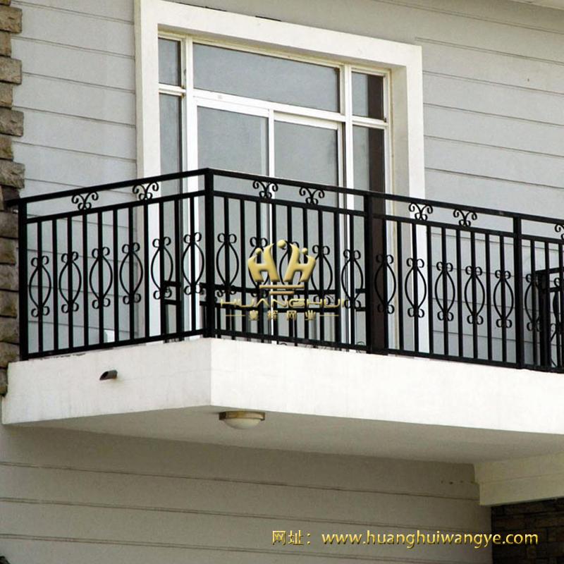 欧式美式 阳台围墙护栏 楼梯扶手 隔断护栏 走廊栏杆图片