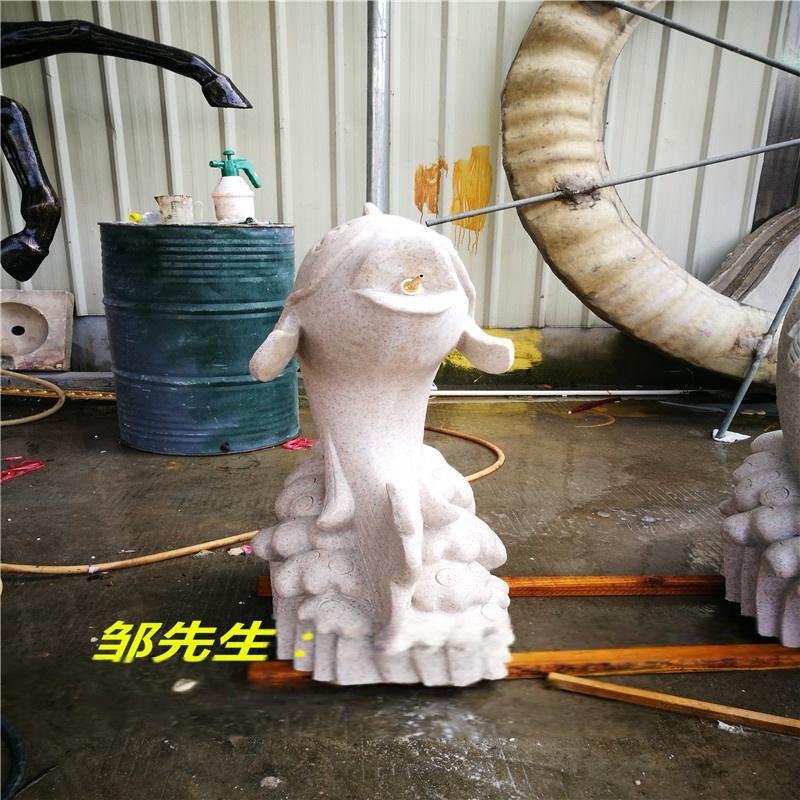 动物圆雕雕塑定做