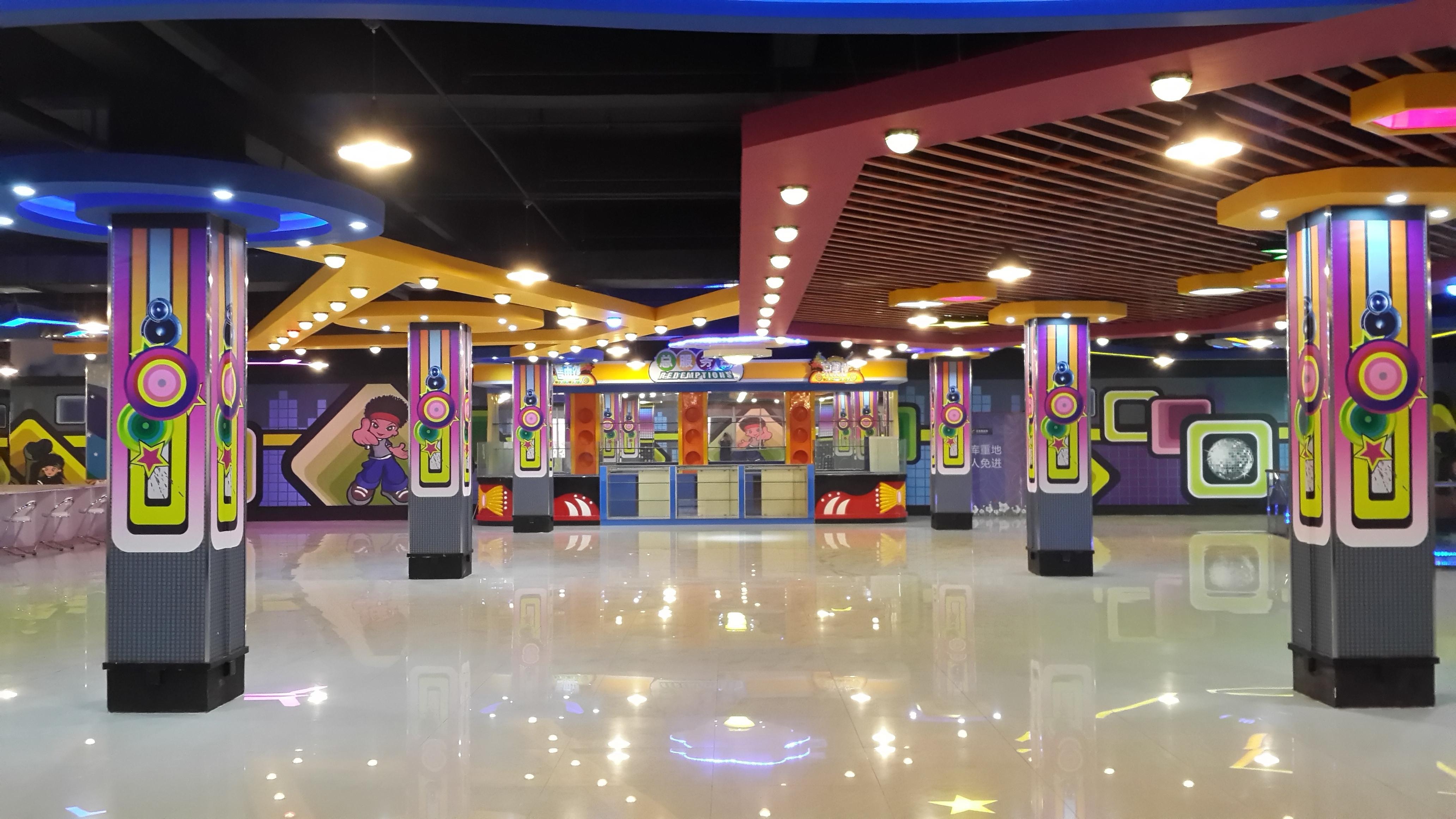吉林室内儿童主题乐园整体规划,吉林游乐场新场景效果