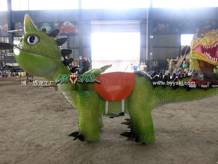 恐龙电动车价格,儿童卡通游乐车