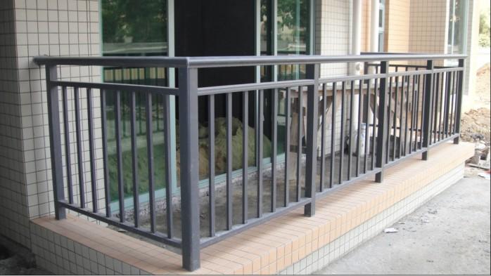 锌钢阳台护栏阳台栏杆铁艺阳台栏杆落地窗栏杆楼梯
