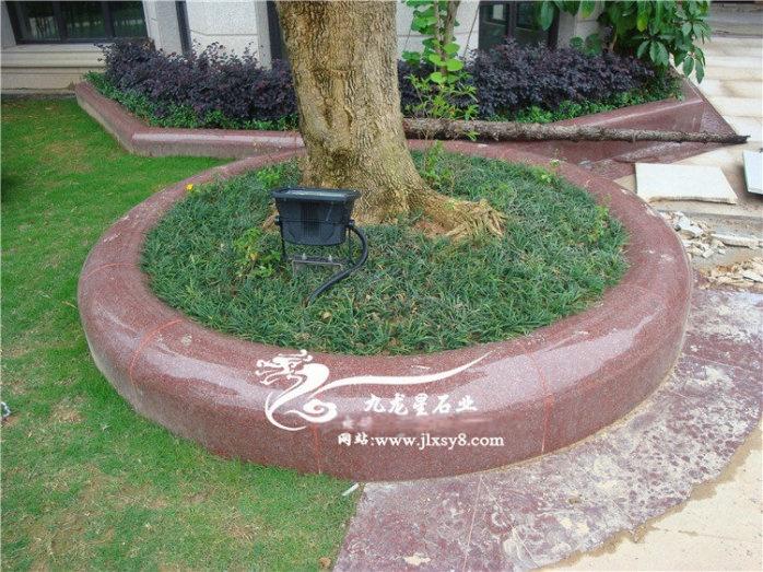 欧式大理石雕刻花盆 米黄石雕花钵 园林石材花钵