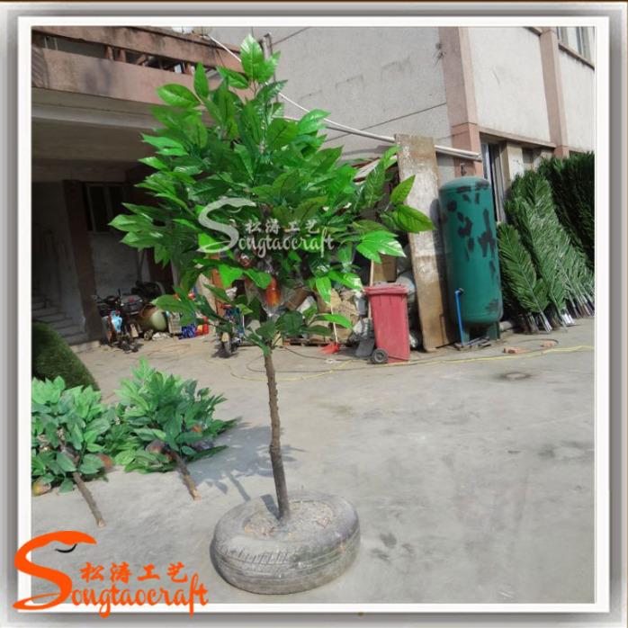 产品目录 工艺品 仿生模拟制品 模拟植物 03 室内模拟凤梨蜜大树