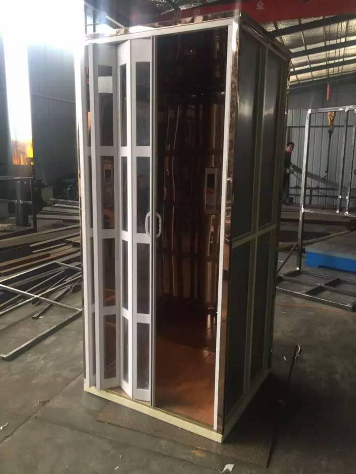 常年制作家用升降机,阁楼升降梯,地下室货梯,别墅电梯.图片