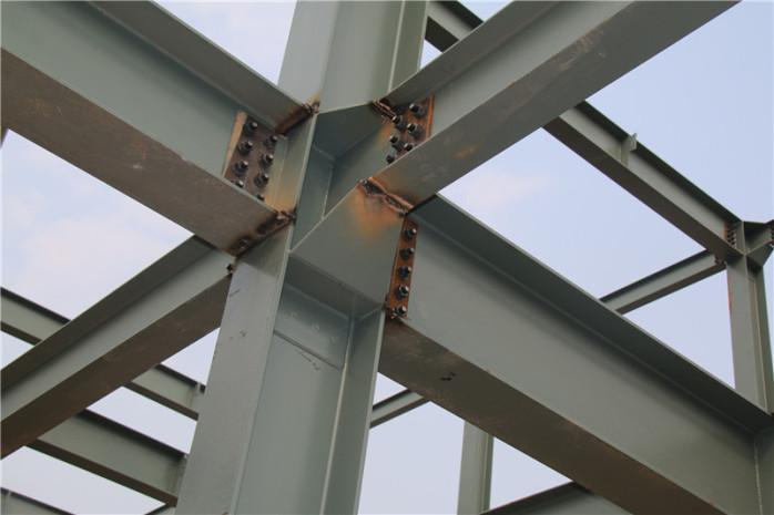 轻钢框架工程 承揽钢结构厂房工程 防火保温隔热 寿命长