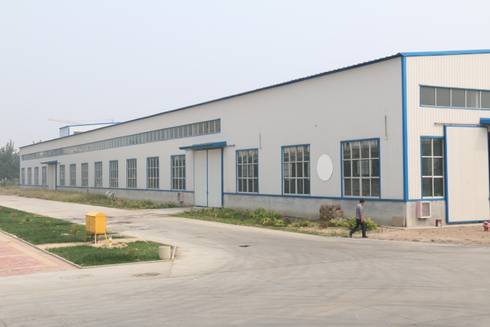 定制大型钢结构存储仓库