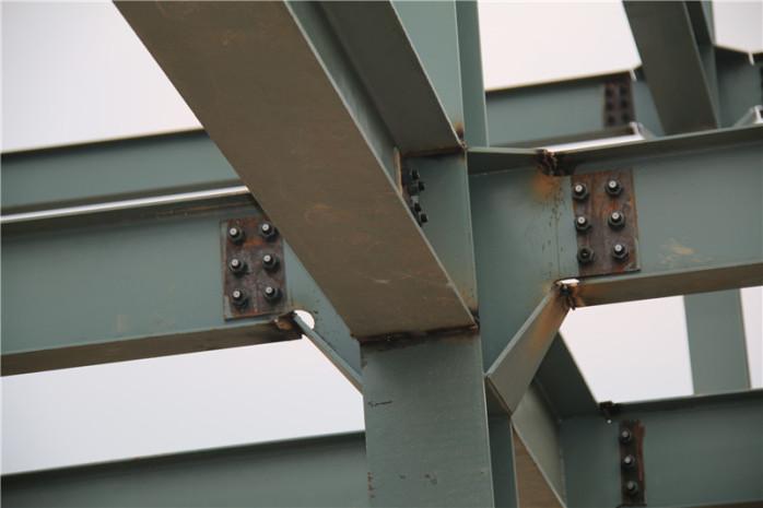 搭建耐腐蚀钢结构厂房