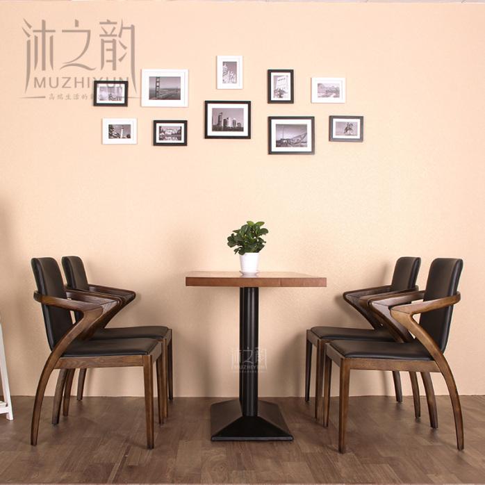 欧式仿古茶餐厅吧台装修效果图