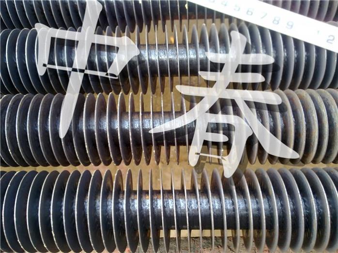 温室 大棚 翅片管暖气片 低碳 钢制 无缝翅片管暖