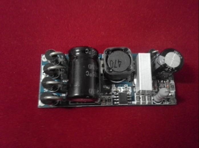 升压模组6-22*1w / 5-12*3w 产品型号:hl-s002 输入电压:ac/dc12v图片