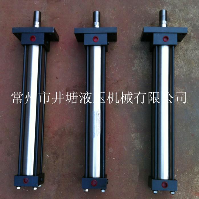 mob系列低压四拉杆液压缸图片