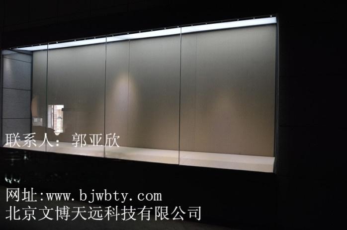 博物馆展示柜定做结构材质值得信赖文物展柜