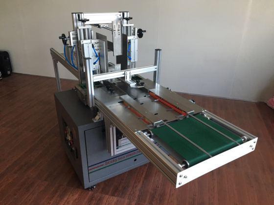 科銳機械 全自動熱熔膠封盒機 食品包裝封口機 泉州封盒機 紙盒封口機