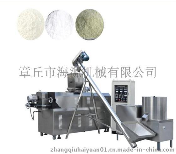 PHJ65A  小型預糊化澱粉生產設備膨化機