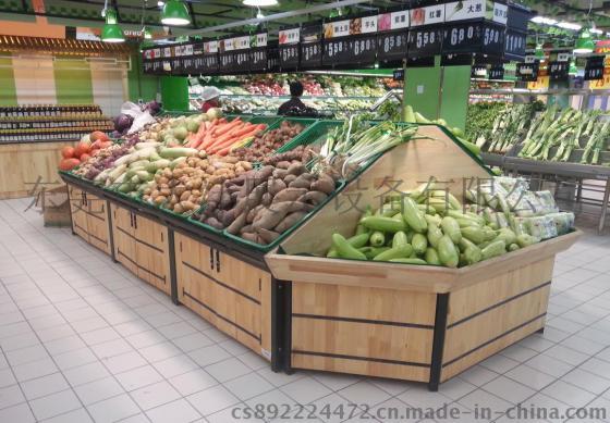 大沣货架 DF 152专卖店货架展柜水果木货架展示设备进口商品食品图片