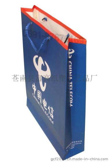 抚顺纸袋生产厂家【广告纸袋制作】顺城纸袋印刷定做