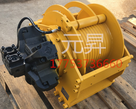 制造加工机械 起重设备 绞车 厂家现货直销船用起网液压卷扬机 3吨4吨图片