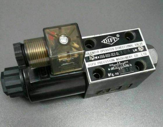 台湾difu帝富电磁阀dsg-g02-3c5-lw