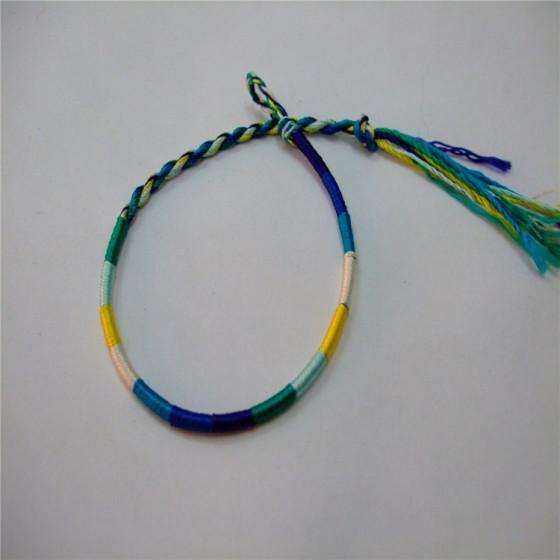 彩绳编织图片大全
