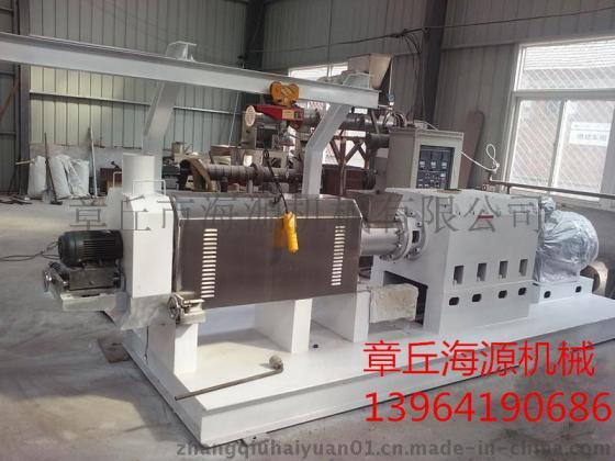 PHJ120預糊化澱粉變性澱粉大型膨化機