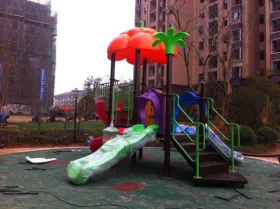 儿童乐园户外组合滑梯